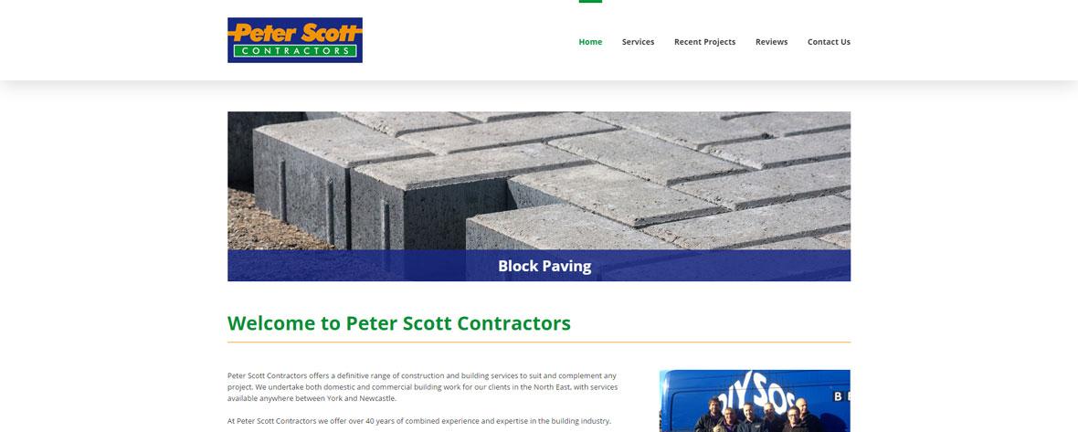 Peter Scott Contractors